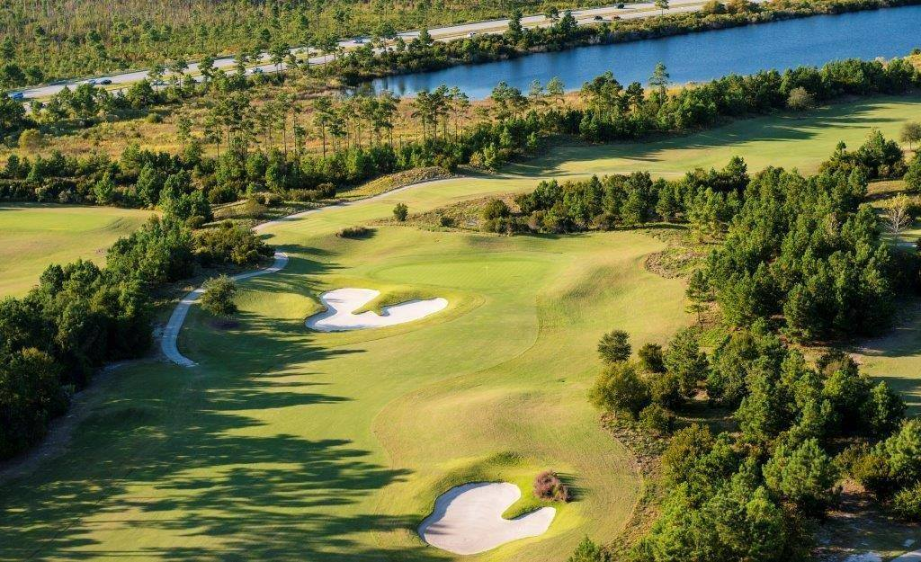 The 10th Hole at Grande Dunes Member Course