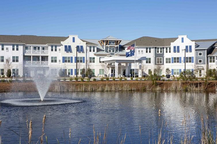 Grande Dunes Announces Second Phase of Development at Portside Senior Living Community