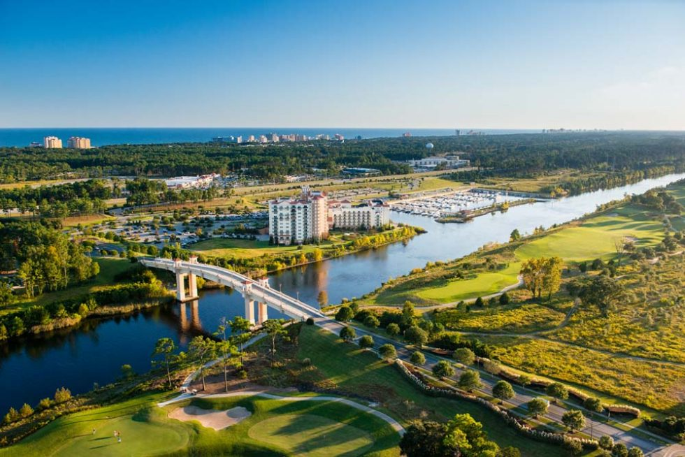 Grande Dunes Announces New Waterway Trail Along the Intracoastal Waterway