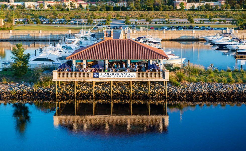 Grande Living: Anchor Cafe