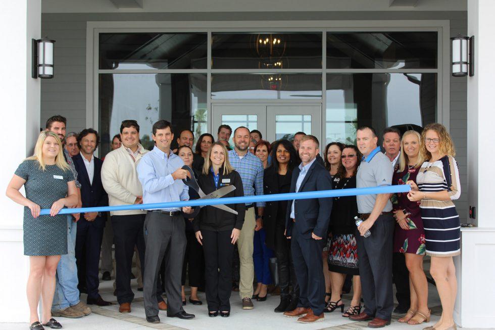 Del Webb Amenity Center Opening