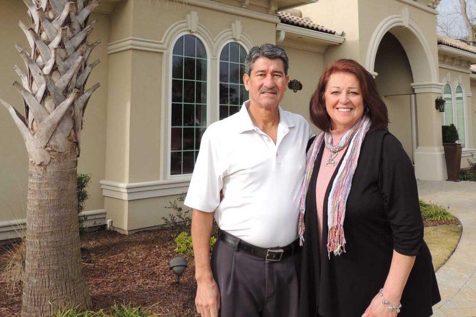 Meet Sharon and Juan Flutsch