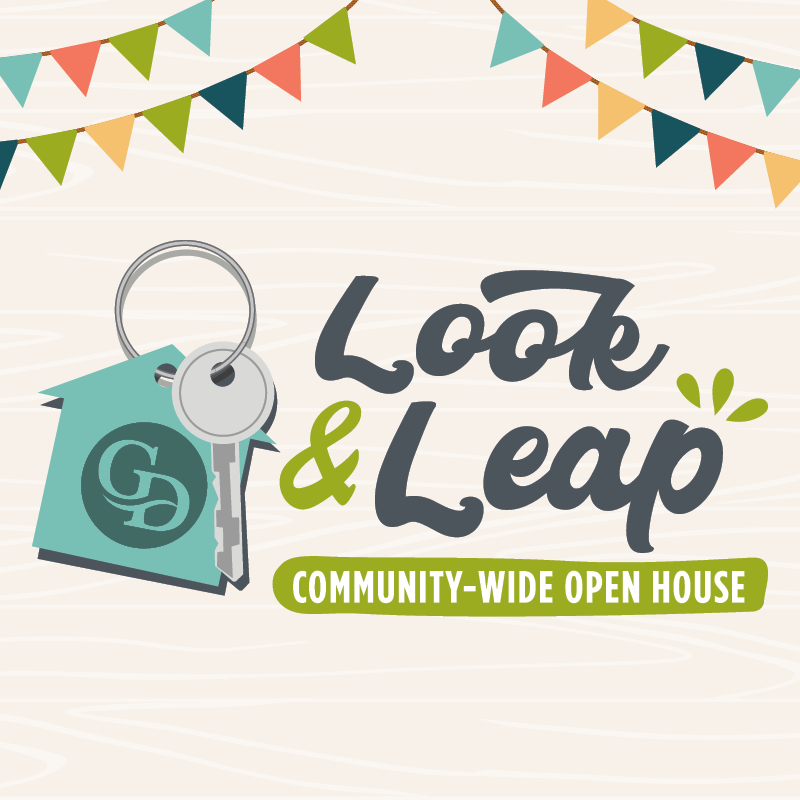 Join Us for Look & Leap: Community-Wide Open House!