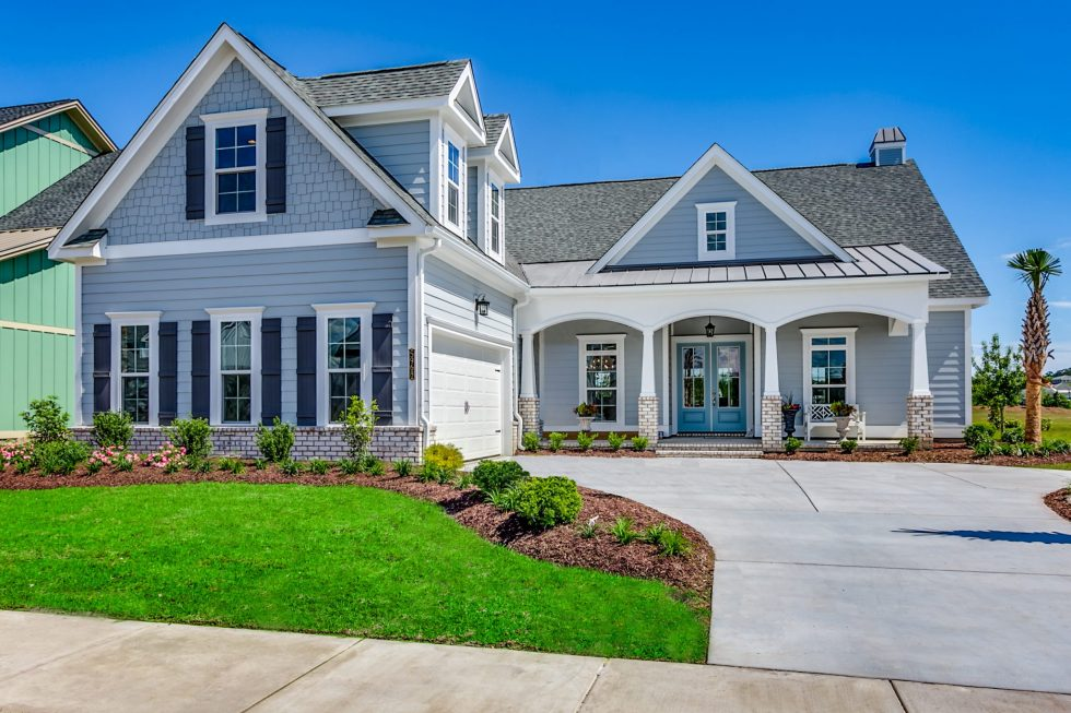 New Model Homes to Explore in Myrtle Beach's Top Community