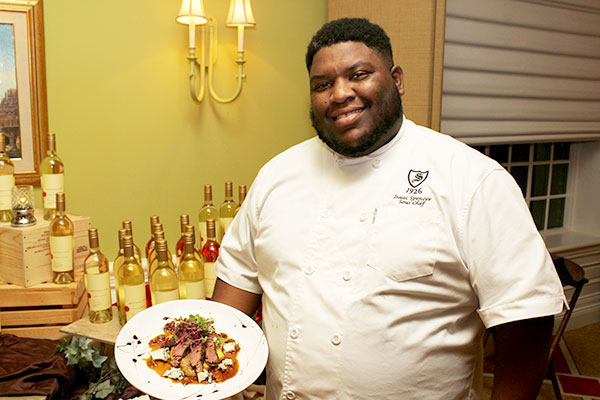 Grande Dunes Welcomes New Executive Chef