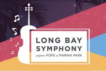 Long Bay Symphony Performs Pops at Marina Park