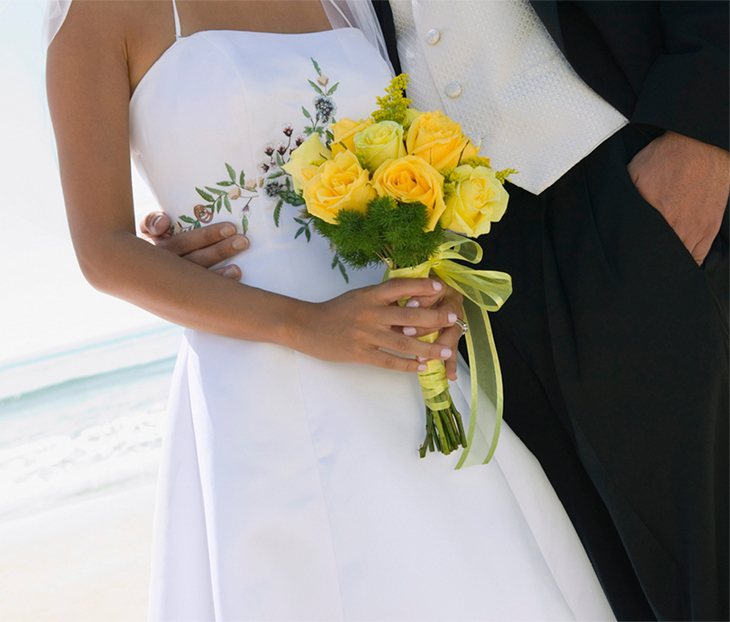 """Weddings at Grande Dunes are """"truly breathtaking""""."""