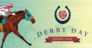 Derby day at Marina Park