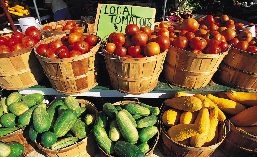 Where to find a farmers market on the Grand Strand