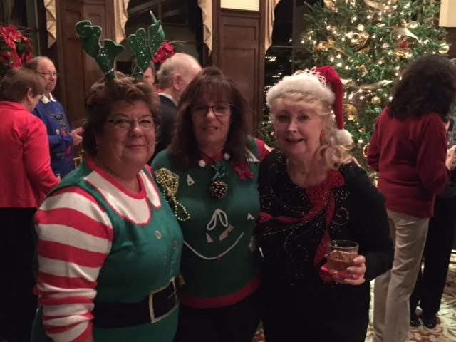 Ugly Sweater Party at Grande Dunes