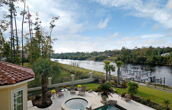 Spectacular Home with Dock and Boat Lift