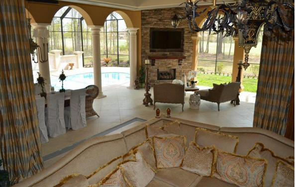 Indoor-Outdoor Living at its Finest