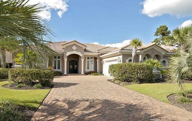 Golf Course Home with Amazing Kitchen, Grande Dunes