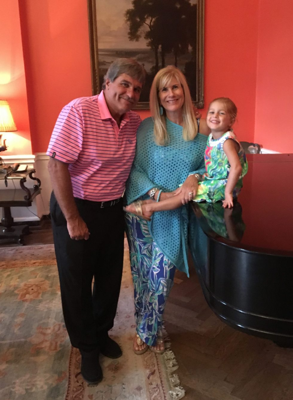 It's a wonderful life: Jim Waugh shares the secrets of living well at Grande Dunes.