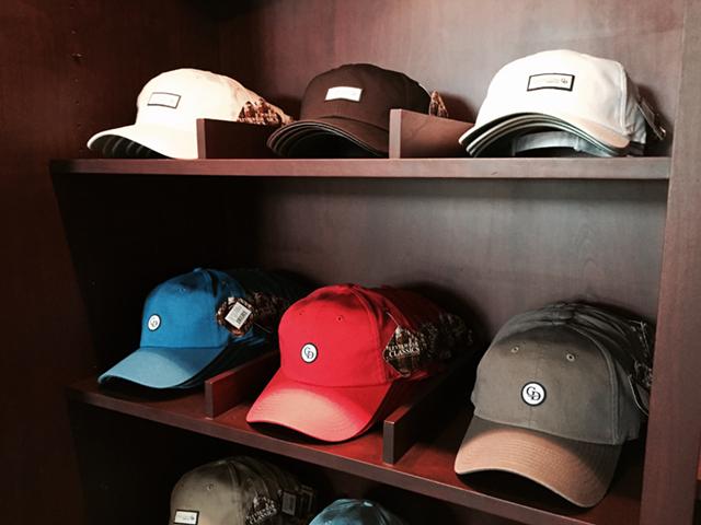 Grande Dunes Baseball Hats