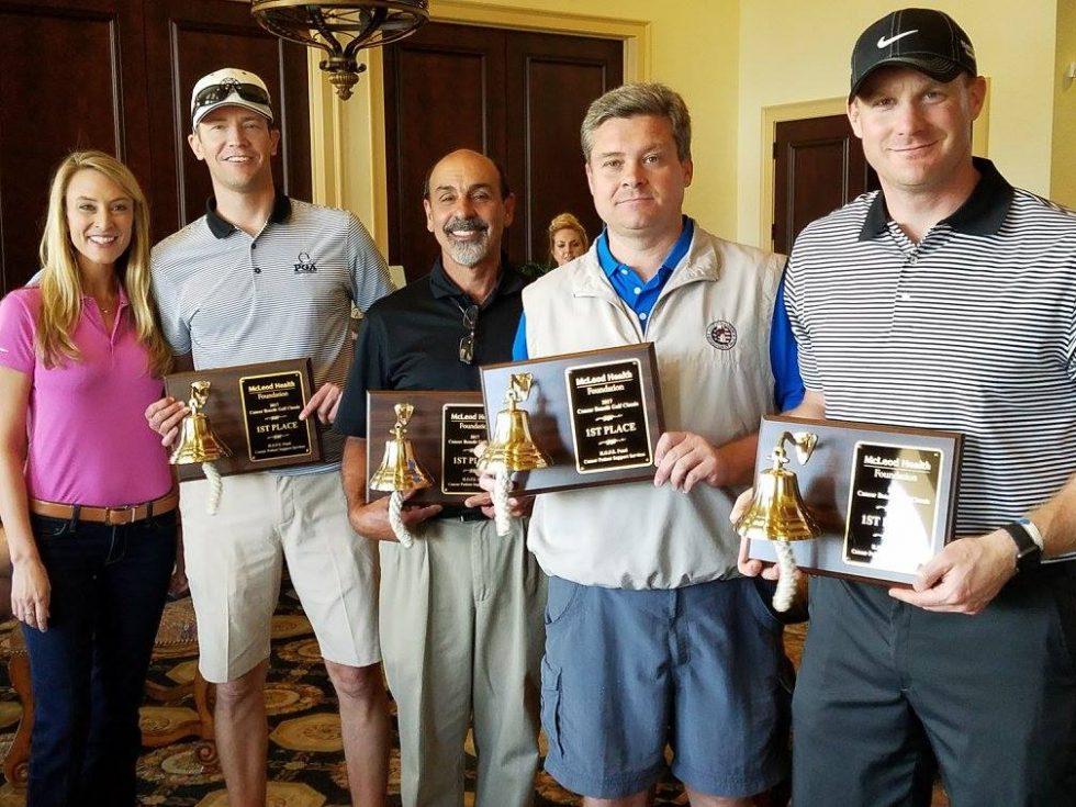 Grande Dunes Hosts McLeod Foundation Golf Classic