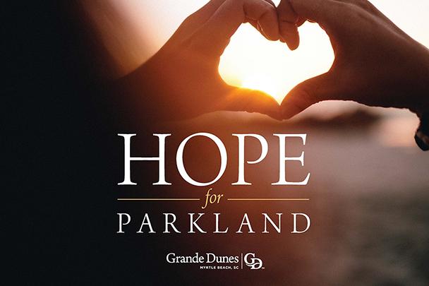 Hope for Parkland – Grande Dunes Fundraising Event