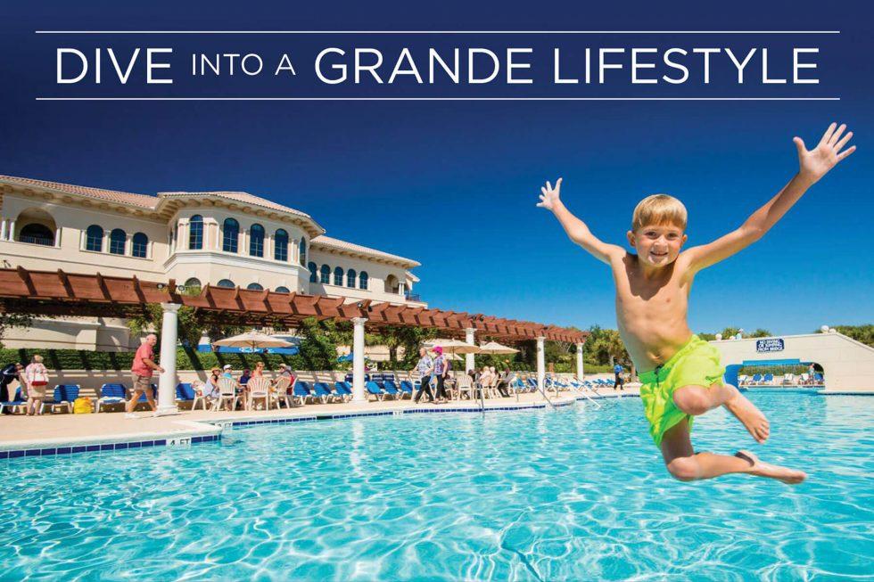 Enjoy a Grande Lifestyle in Myrtle Beach's Top Community